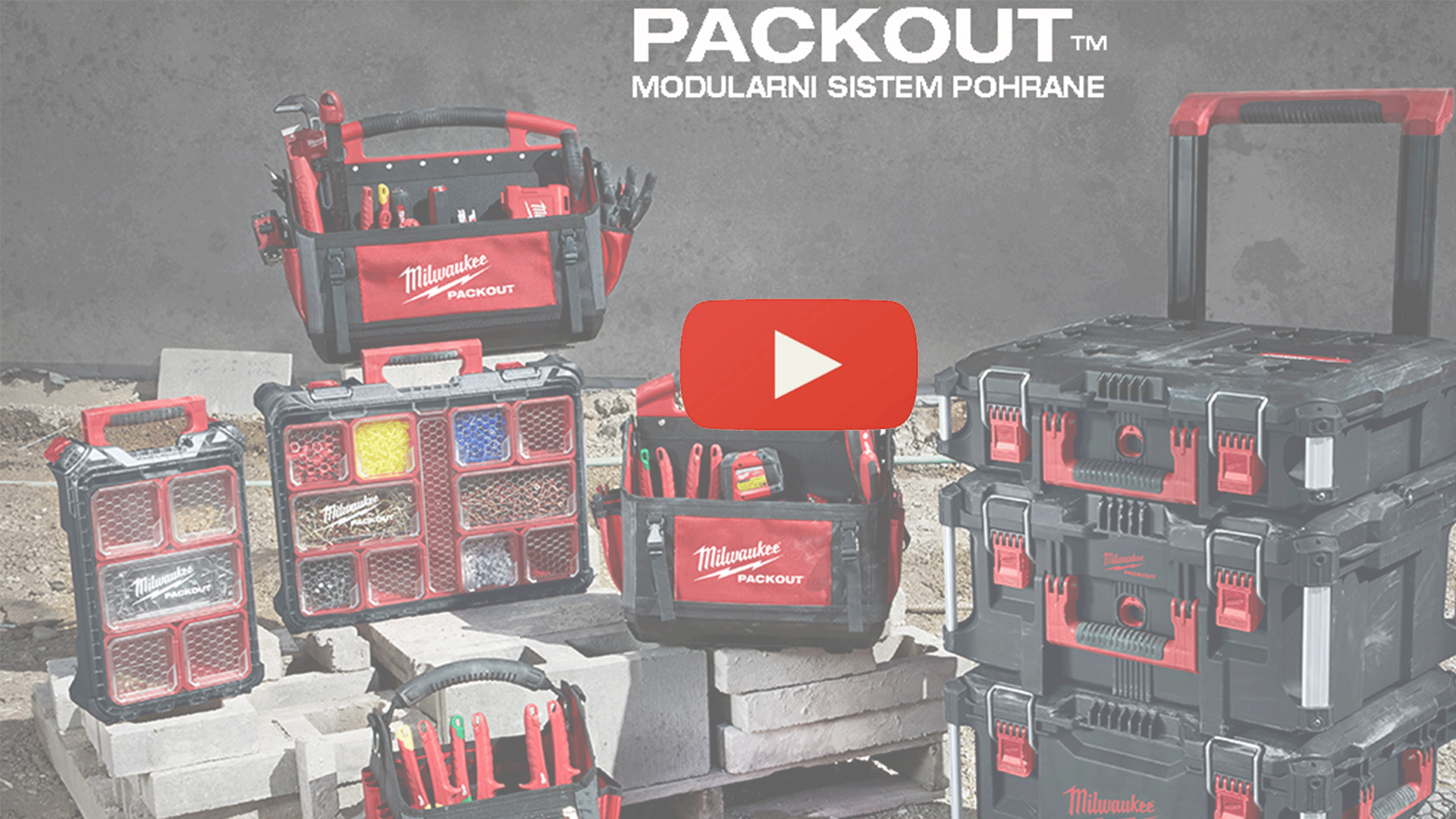 packout video pocetna